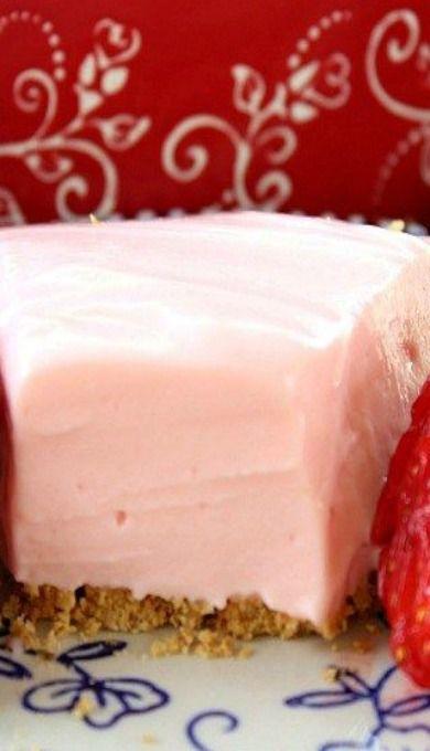 Strawberry Cream Cheese Pie                                                                                                                                                                                 More