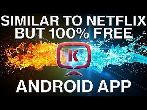 Is This App Better Than Netflix!?!? - All Your Favourite Shows 100% Free!! Android App July 2017