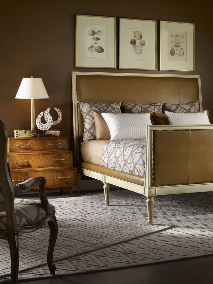 Randall Tysinger Upholstered Bed October 2014 High Point