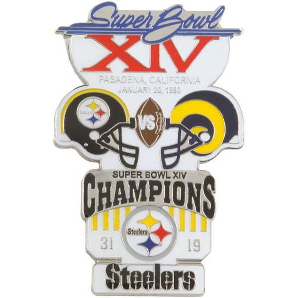 Pittsburgh Steelers Super Bowl XIV Collectors Pin - $14.99