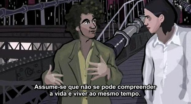 [Richard Linklater] waking life 2001