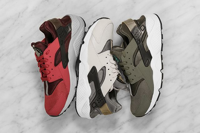 New Nike Air Huarache Colourways Arrive At Culture Kings