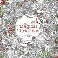 The magical Christmas: a colouring book