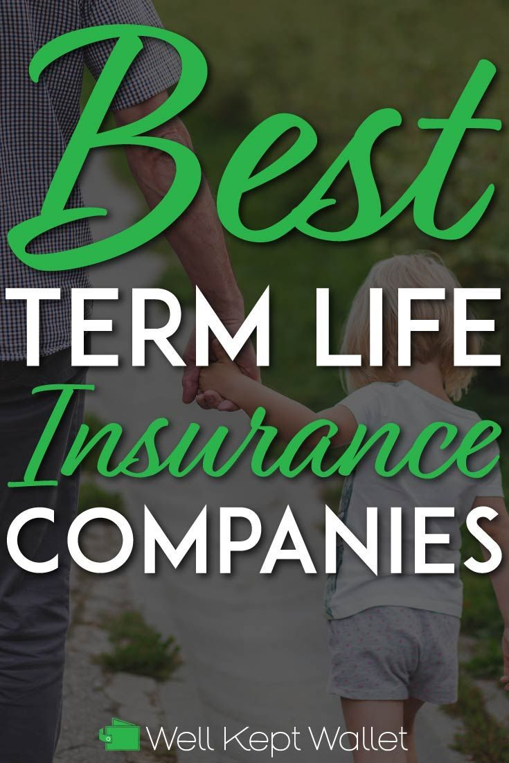 32 Best Term Life Insurance Companies In 2020 Best Term Life