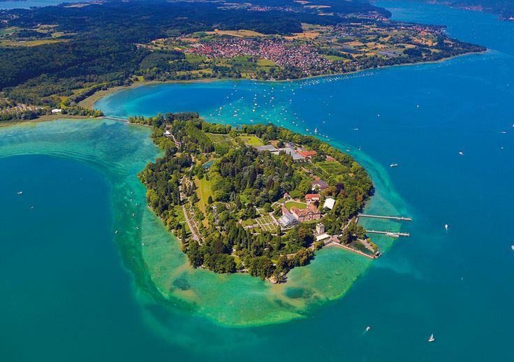 Mainau Island. Germany