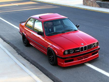 Specializing in go fast and performance parts for the BMW E30.