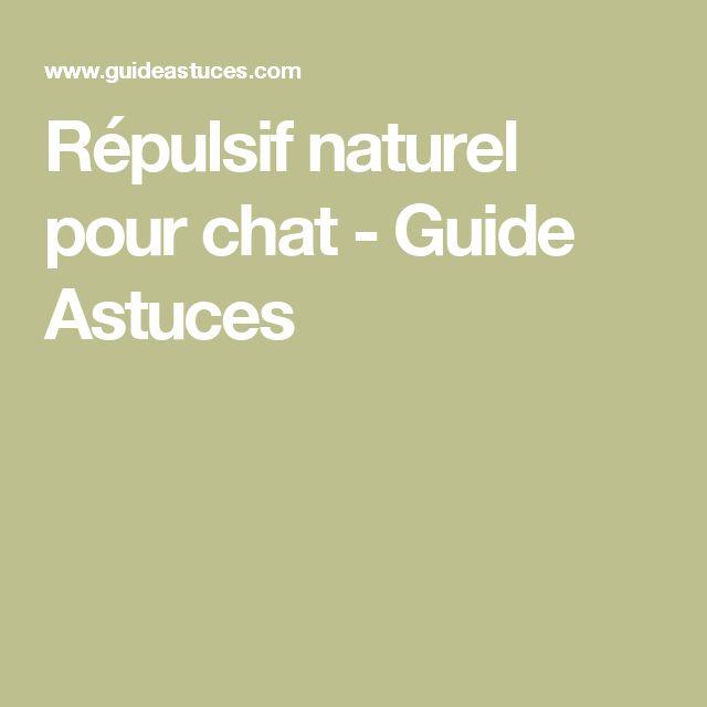 17 meilleures id 233 es 224 propos de r 233 pulsif chat naturel sur repulsif naturel pour chat