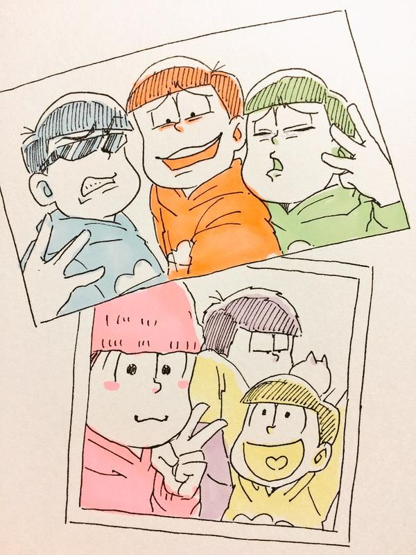 Osomatsu San