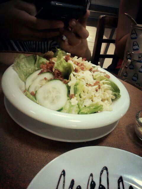 Hungry Dessert Factory Salad