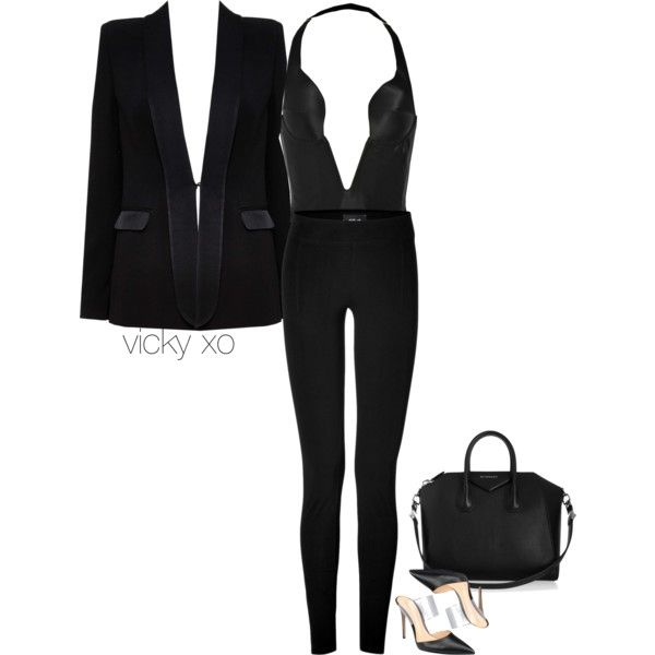 """""""Untitled #392"""" by vic-alexias on Polyvore"""