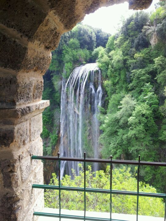 Cascata delle Marmore nel Marmore, Umbria