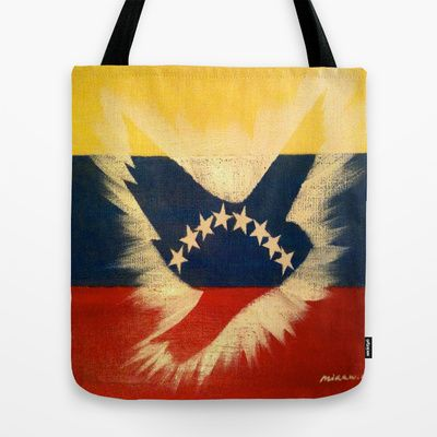 ThePeaceBombs - It's a Good Day for Peace Tote Bag by ThePeaceBomb - $22.00#thepeacebomb #totebage #madeintheusa #love #words #peace #animal #venezuela