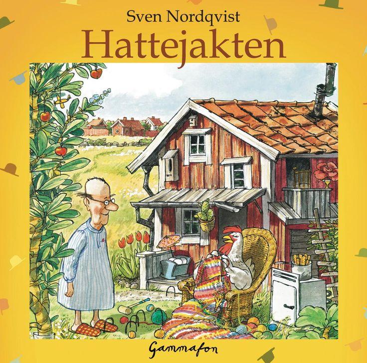 Hattejakten - Sven Nordqvist Fredrik Chr Bolin Trond Brænne Unn Vibeke Hol Geir Børresen Sigve Bøe Anne Einan