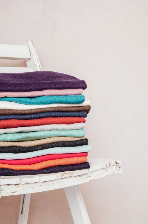 Our Woolly Tales blog I Garments for good