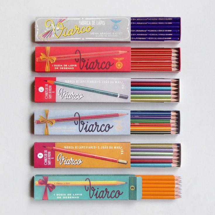 Portuguese pencil classics.