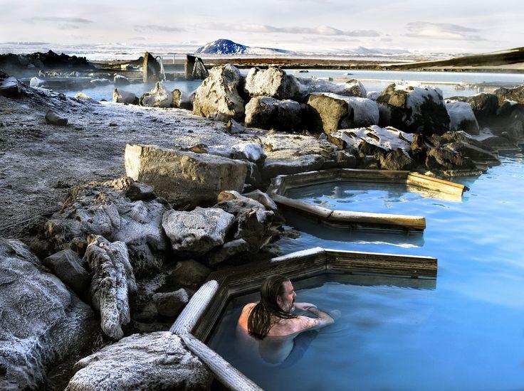 Myvatn by Kristinn Gudlaugsson