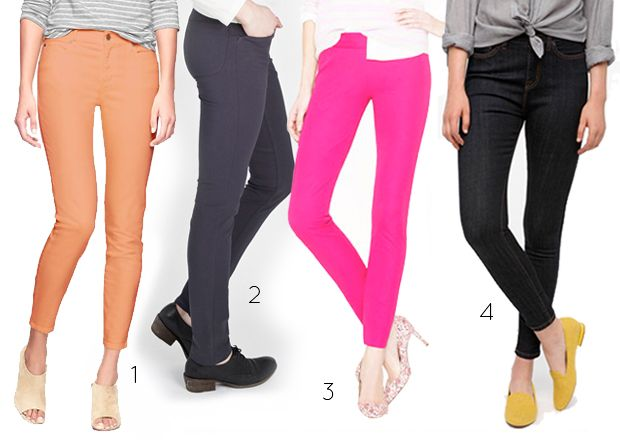 Earlier this year we asked what women were looking for in the perfect bike pants and what they currently were wearing. Most said that stretch, skinny cut an