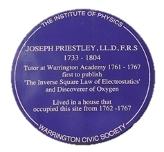 joseph priestley s life and work Elements and atoms: chapter 4 oxygen, an element in air: joseph priestley joseph priestley (1733-1804 view portrait at the national portrait gallery, london) was a non-conformist english clergyman best known among.