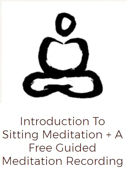 Sitting Meditation: Introduction + A Free Guided Meditation Recording   Frequently Asked Questions About Silent Meditation Retreat   meditation practice   meditation inspiration   yoga life   peaceful living   wellness   better living   self improvement   mental health awareness   self awareness