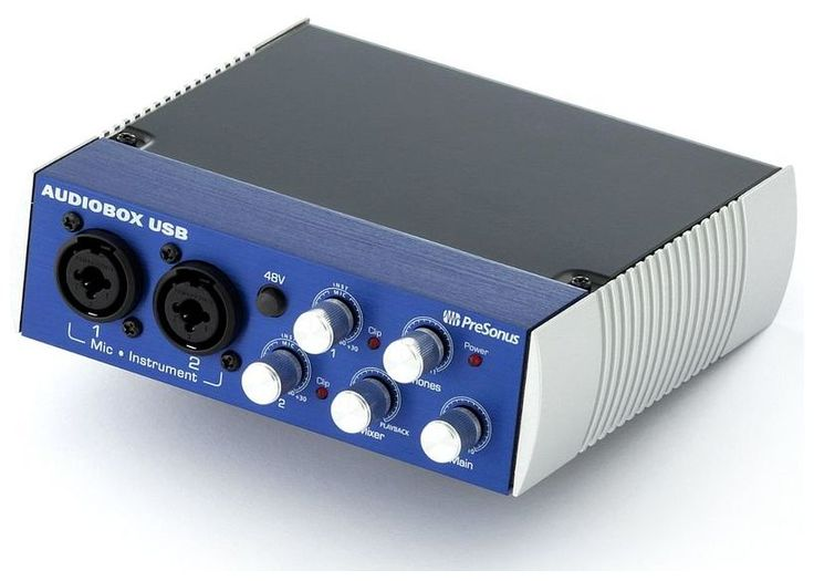 Presonus AudioBox USB - Thomann France