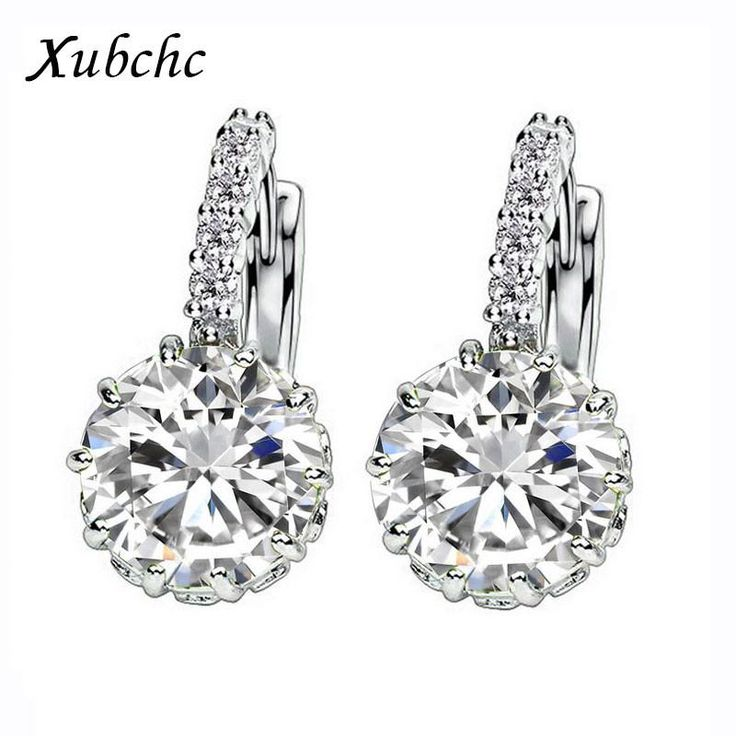 Earrings, Zircon Earrings Crystal Studs, several colorsDeep discounts on over 300 products that enhance your life from day to day! Items for men and women of all ages, also teenagers. Take a look at our #jewelry #handbags #outerwear #electronicaccessories #watches #umbrellas #gpspettracker  #Purses #sunglasses #Songbirddeals