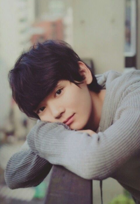 Furukawa Yuki... I cannot believe that he is actually 27.