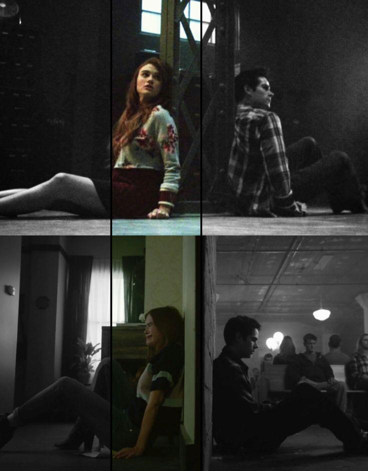 Lydia and Stiles season 3- season 6 OTP