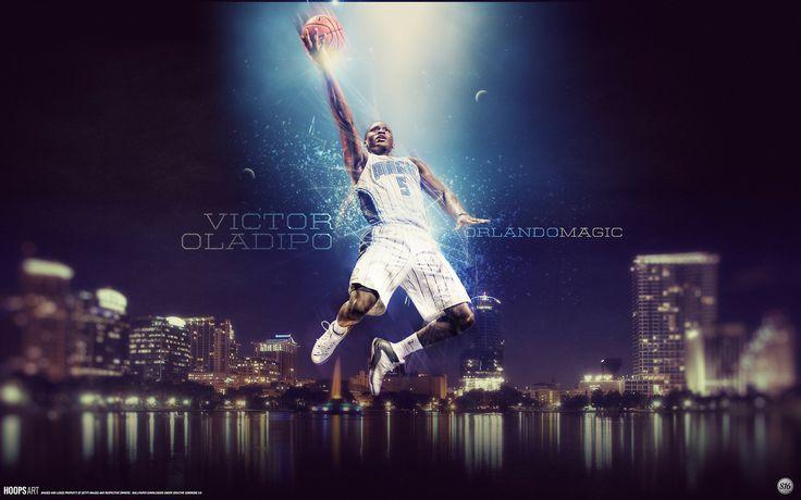 Victor Oladipo, Orlando Magic Wallpaper
