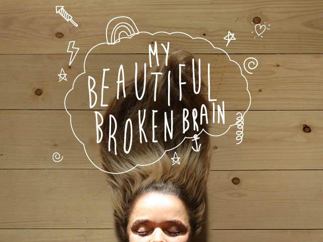 My Beautiful Broken Brain by Sophie Robinson & Lotje Sodderland — Kickstarter.  Her brain is broken. Her mind is limitless. A film about a young woman's cerebral haemorrhage with outcomes no one could have predicted.  Documentary.