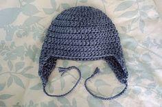 spiegazioni berretto di lana ai ferri per bambino | Traduzione del modello http://allicrafts.blogspot.com/2010/10/free ...