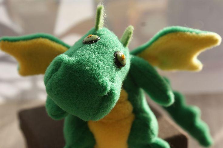 Купить Дракончик - новый год дракона 2012, дракончик, подарок, новогодний сувенир