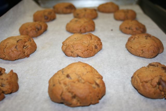 how to make homemade chocolate chip cookies without eggs