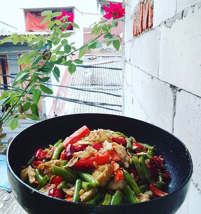 Tumis buncis_kulitmelinjo_tahu_wortel #mycooking #myfood #vegan #vegetables #tasty #taste #tastyfood #buonappetito #indonesianfood #food #delicious #deliciousfood #masakanindonesiaasli #buongiorno #dolcevita  Yummery - best recipes. Follow Us! #tastyfood