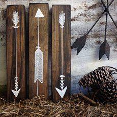 Amazon.com: rustic nursery décor, woodland theme nursery, nursery signs, deer antler décor, arrow decor: Handmade