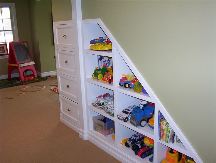 under stairs basement playroom | ... the awkward space from under these stairs to be used efficiently