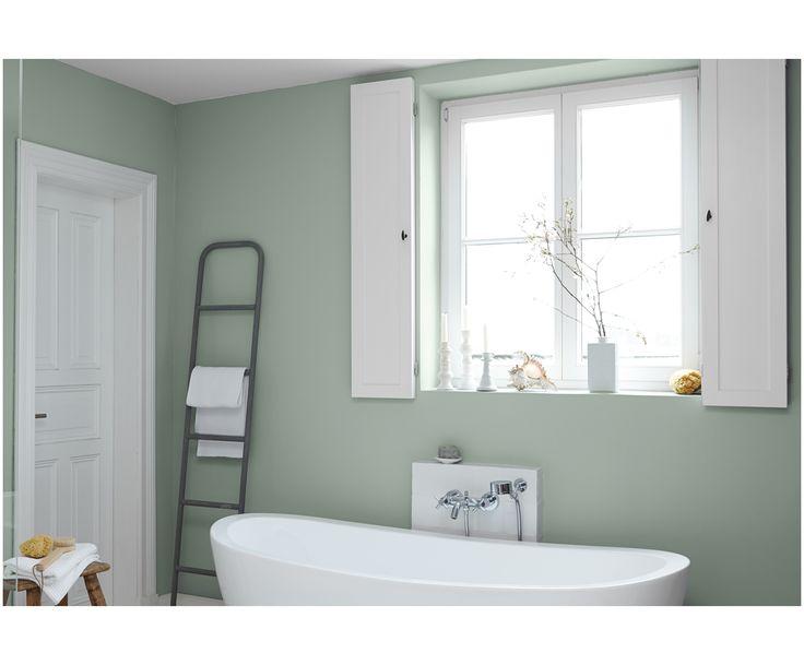 Die besten 25+ Graugrüne Farben Ideen auf Pinterest Grau-grüne - farbe gruen akzent einrichtung gestalten