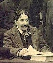 Emile-Auguste Chartier dit Alain - philosophe, né le 3 Mars 1868 à Mortagne au Perche - Orne, décédé le 2 Juin 1951
