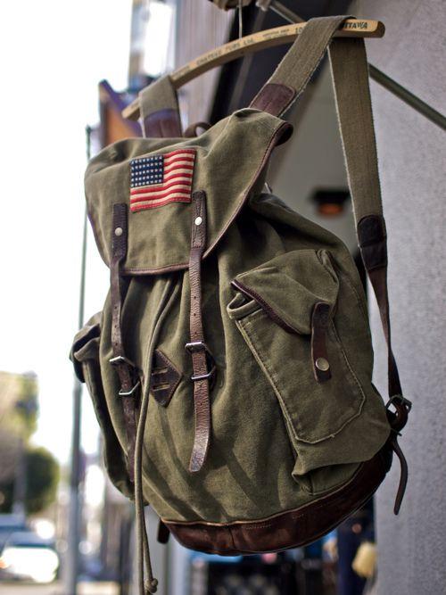 Awesome rucksack!