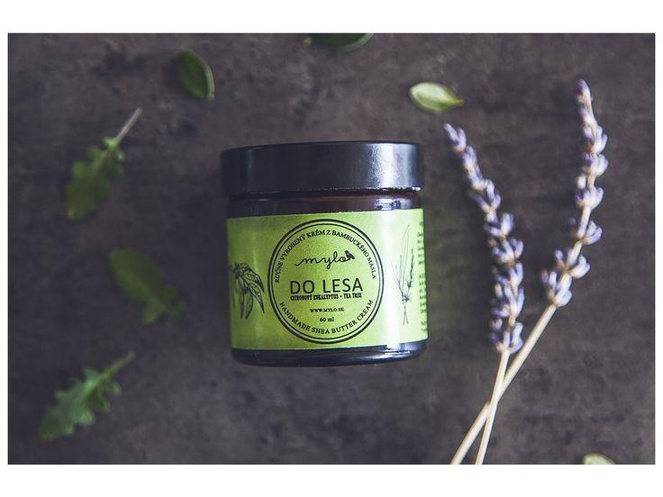 Mylo repelentní krém s eukalyptem a tea tree