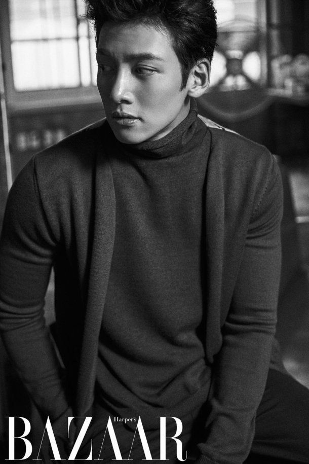 Ji Chang Wook overflows with manly charisma in 'Harper's Bazaar' B cuts