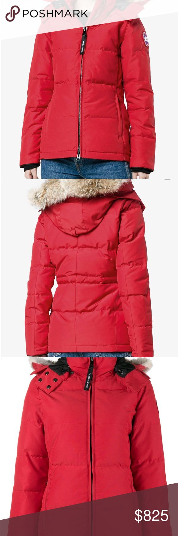 Canada Goose Chelsea Parka Brand new, with tags. Coyote fur hood. Will upload pics Monday AM! Canada Goose Jackets & Coats Puffers