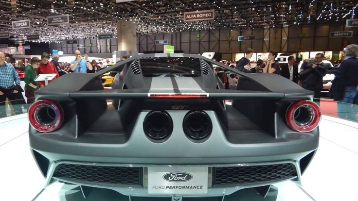 My Slideshow #2017GenevaAutoShow #fordgt #fordmustang #exoticcars