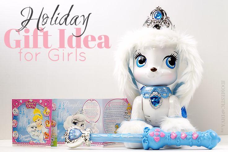 Holiday Gift Idea for Girls: Princess Palace Pets Magic Dance Pumpkin Review