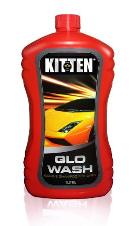 1 Day Competition!  Kitten Glo Wash Review and Giveaway!