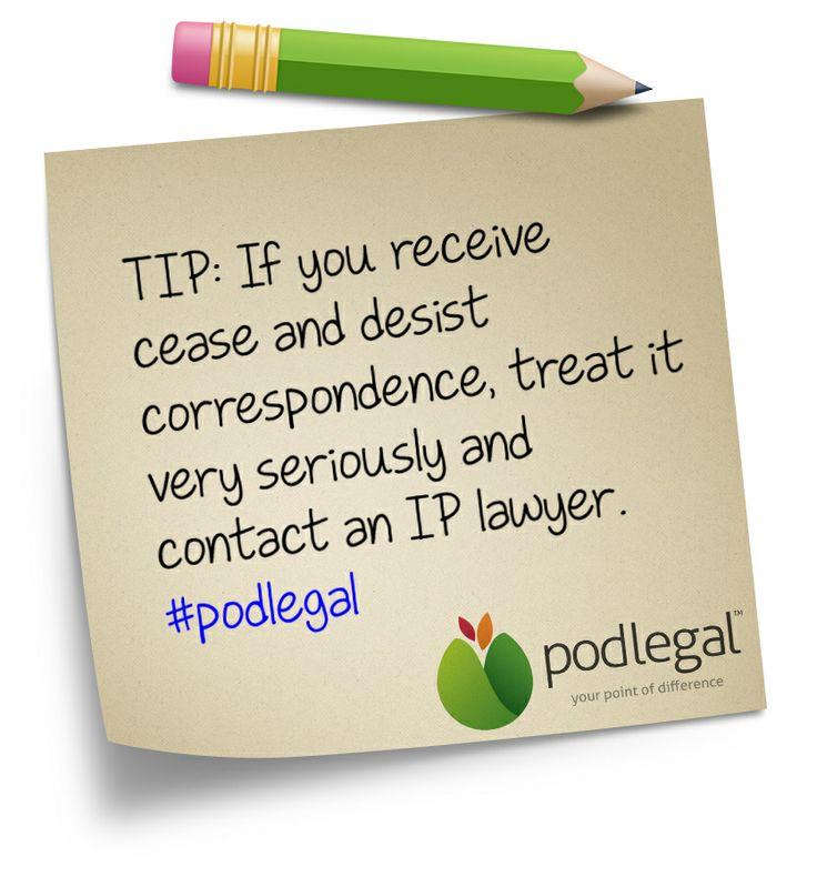 Managing IP infringement #tips #legal #trademarks #brands #IP #podlegal #tips