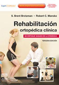 Rehabilitacion Ortopedica Clinica 3ª Edicion