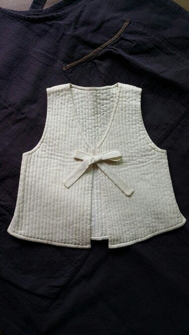 Nubi ( Korea traditional vest )