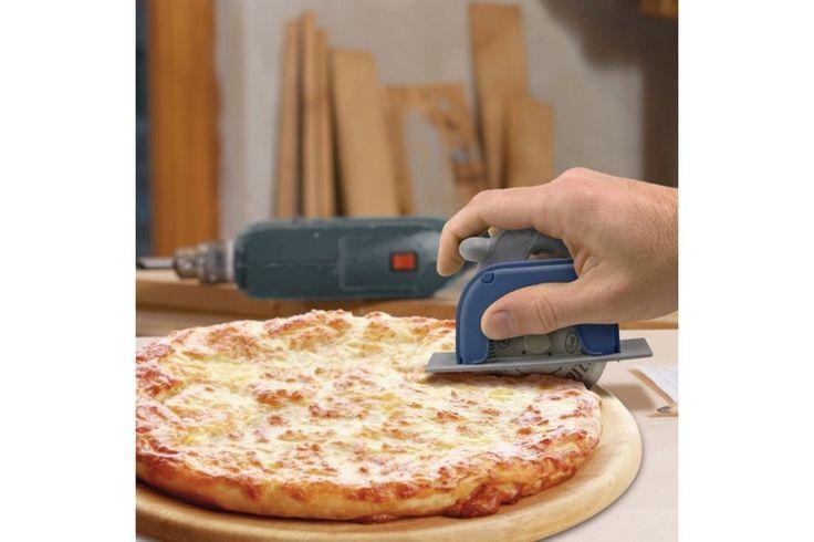 De Pizzaboss pizzasnijder (Fred & Friends) TOP Sinterklaascadeau | #sinterklaas #sinterklaascadeau #sinterklaaskado #top10 #sint #vaderdag