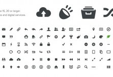 100+ free pictograms that come in different file types.
