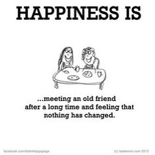 Top 100 happiness quotes photos Aww wicked morning catching up with an old friend 30 years ago we became friends and not seen each other for over 10, was like we've never been away 😘😁 #friendship #friendshipquotes #happiness #happinessquotes #grownup #childhoodmemories #childhoodfriend #remonising #laughter #smiling #timegonesofast #timefreedom #vision See more http://wumann.com/top-100-happiness-quotes-photos/